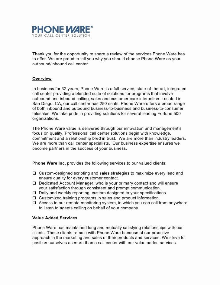 Sample Sales Letter to Potential Client Beautiful Prospective Client Letter