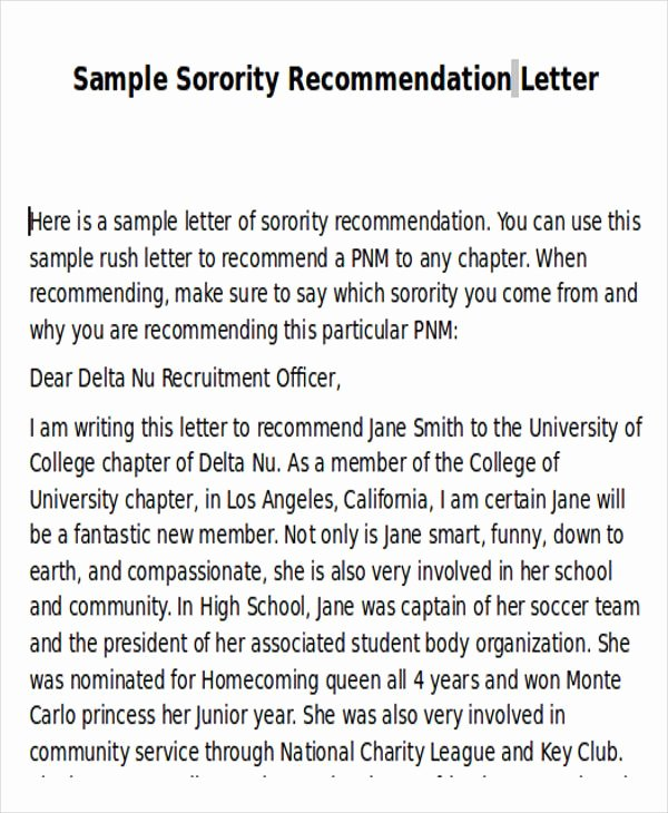 Sample sorority Recommendation Letter New Pin by Jacqueline Kelly On Home Renovation