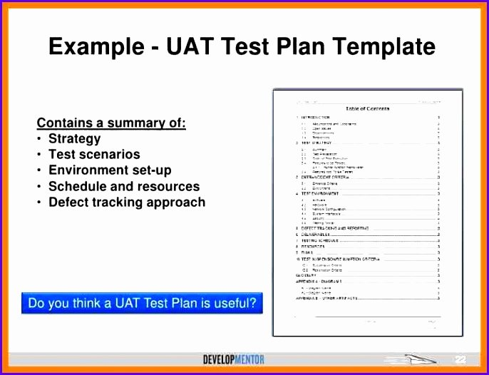 Sample Test Plan Template Unique 10 Test Plan Excel Template Exceltemplates Exceltemplates