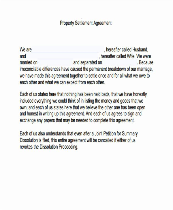 Sample Utility Easement Agreement Unique Marital Settlement Agreement Texas