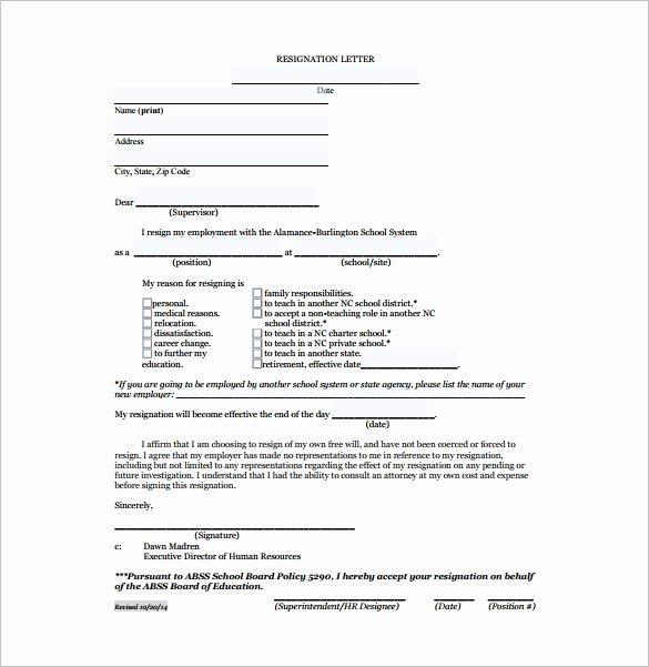 Schedule Conflict Letter New Sample Resignation Letter School Principal Sample Nurse