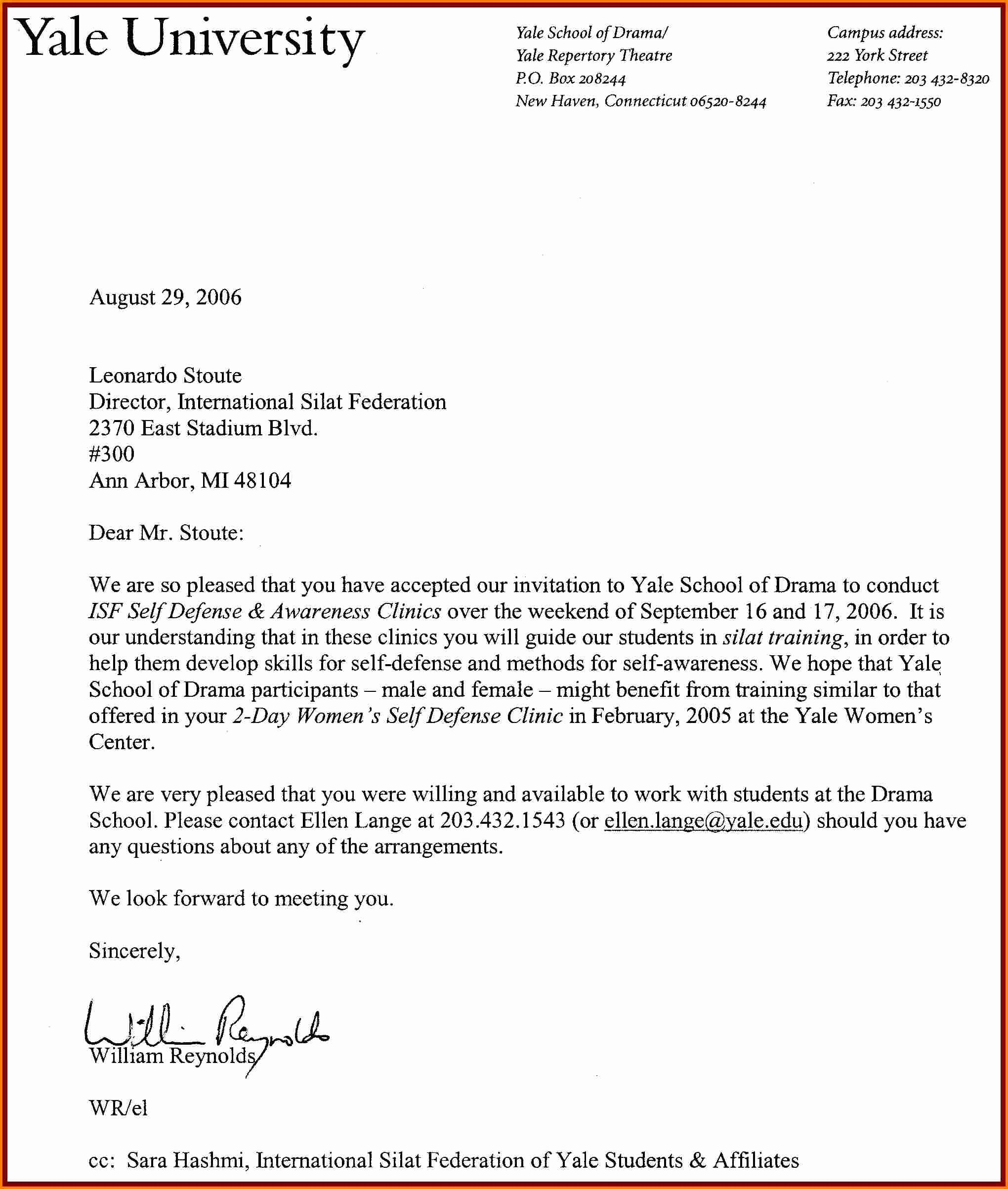Scholarship Recommendation Letter Example Beautiful Sample Re Mendation Letter for Student