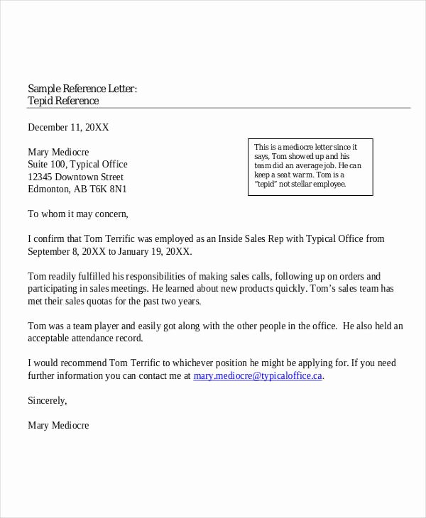 Scholarship Recommendation Letter Example New 8 Re Mendation Letters for Scholarship