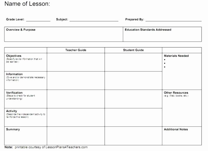 School Age Lesson Plan Template Fresh 12 School Age Lesson Plan Template Iwyyt