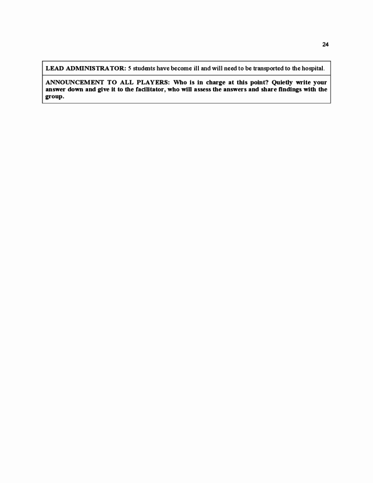 School Safety Plan Template Awesome Sample School Safety Plan Template Free Download