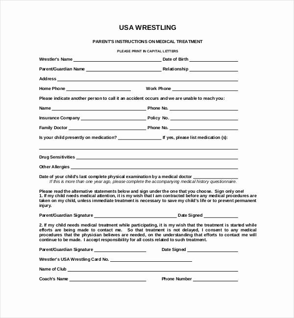 group health insurance waiver form