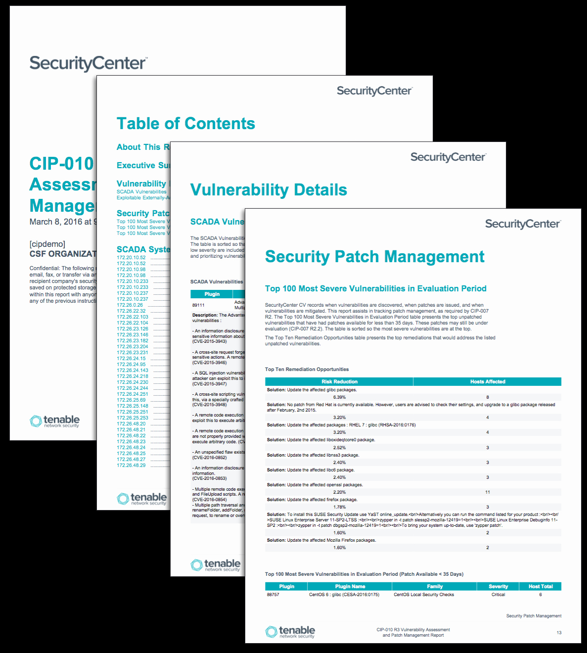 Security assessment Plan Template Unique Sample Vulnerability assessment Report is Sample