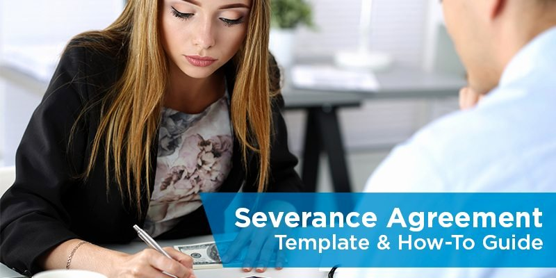 Severance Agreement Over 40 Template Unique Severance Agreement Template & How to Guide
