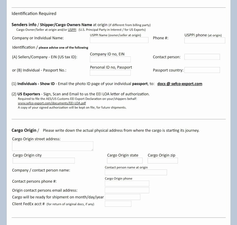 Shipper Letter Of Instruction Dhl Best Of Shipper Letter Instruction Excel format Dhl