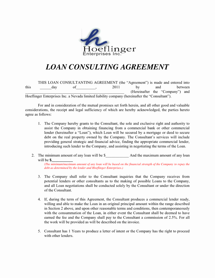 Short form Consulting Agreement Inspirational Pretty Consulting Agreement In Pdf Independent