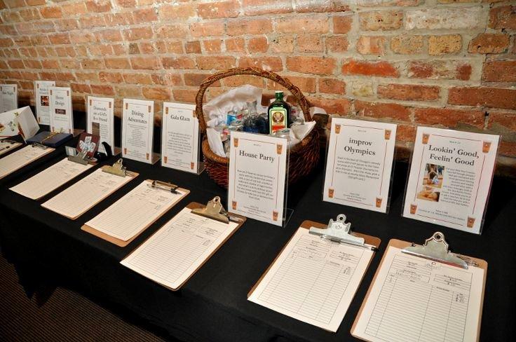Silent Auction Item Description Template Unique Ways to Display T Certificates