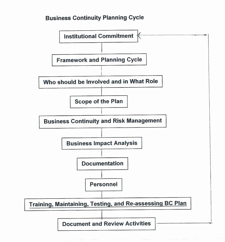 Simple Business Continuity Plan Template New Canva Templates for Google Slides Disaster Recovery Plan