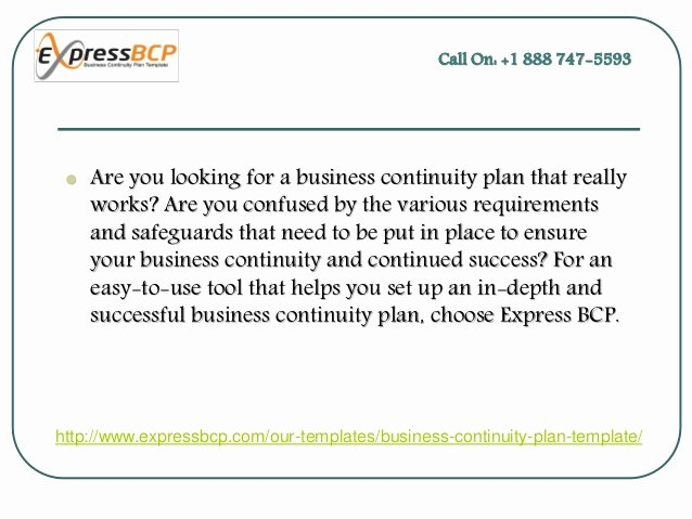Simple Business Continuity Plan Template Unique Create Your Own Business Continuity Plan Template