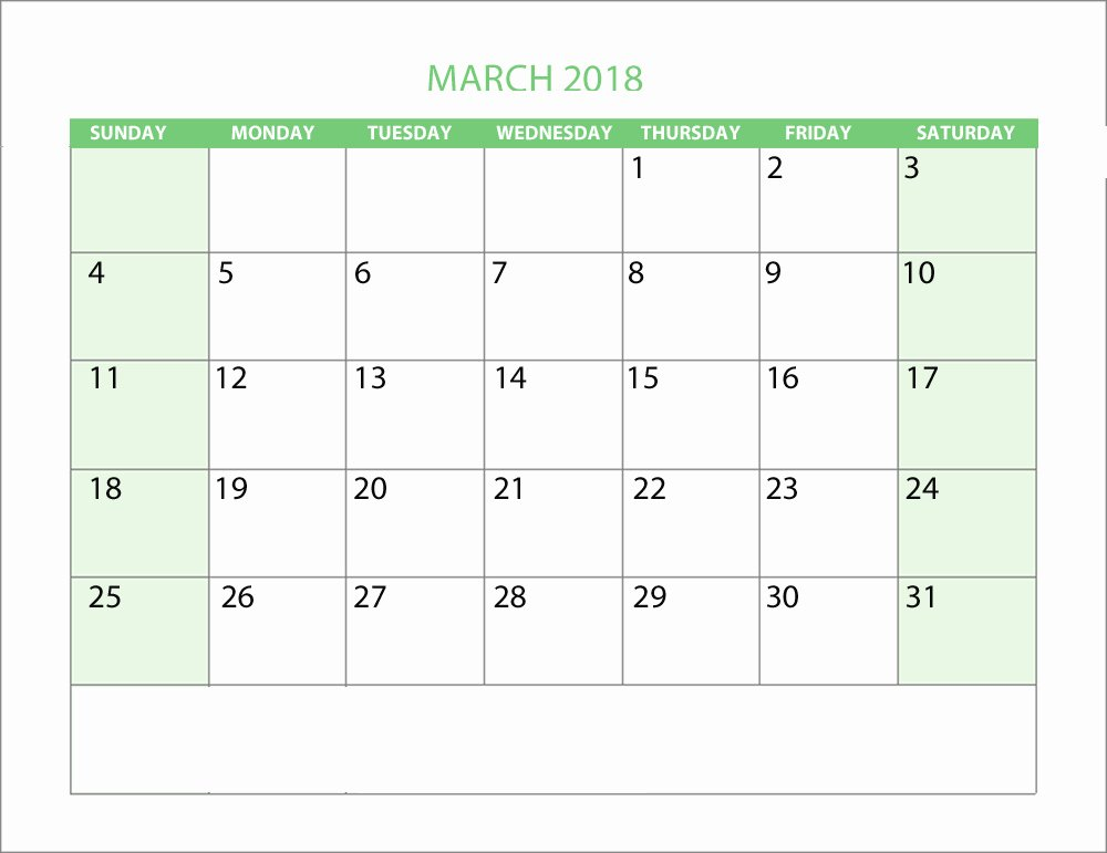 Simple Cafeteria Plan Template Best Of March 2018 Calendar Template Printable