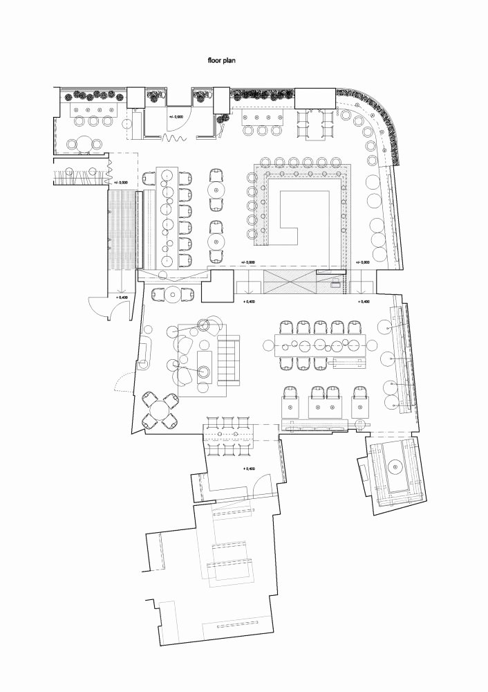 Simple Cafeteria Plan Template Inspirational Gallery Of Gran Fierro formafatal 17