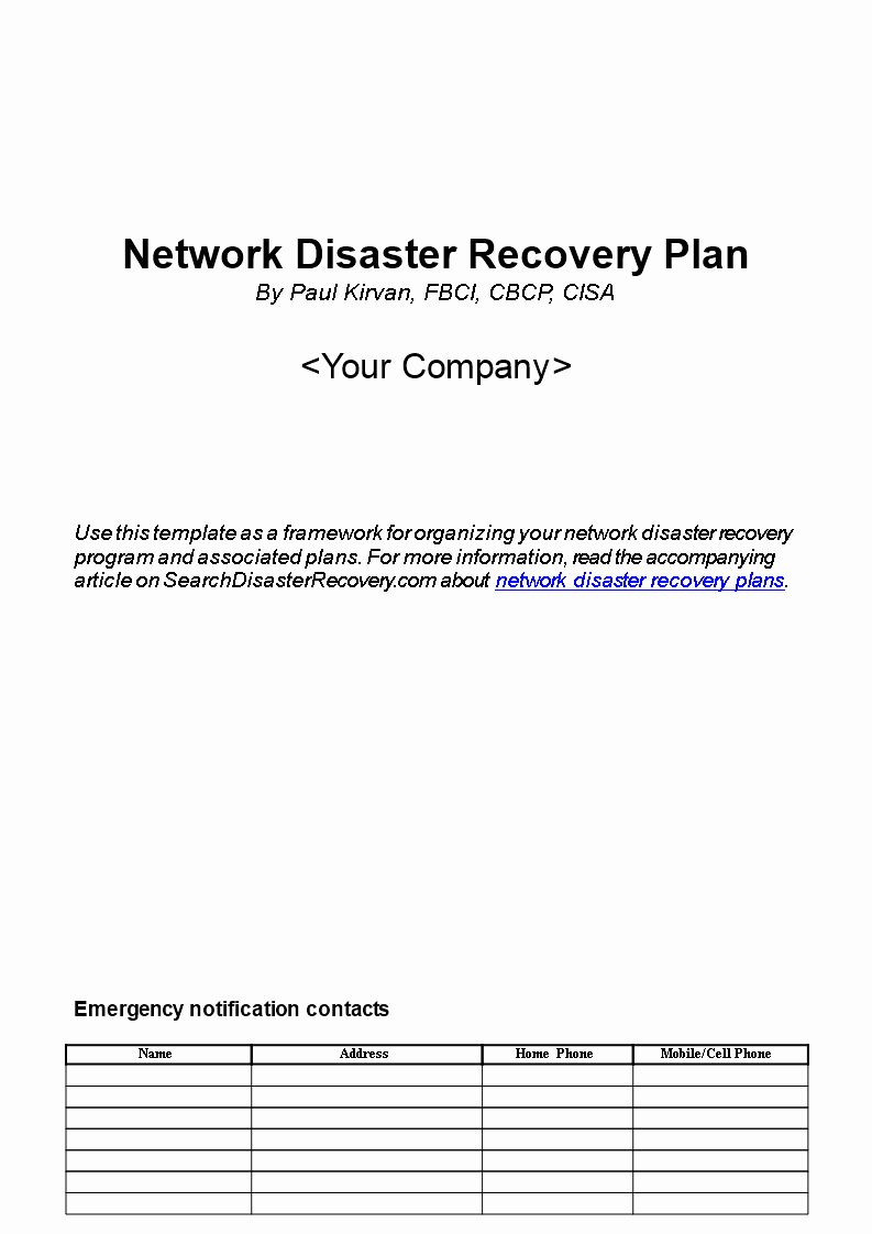 Simple Disaster Recovery Plan Template Luxury Business Recovery Plan New Simple Disaster Template with