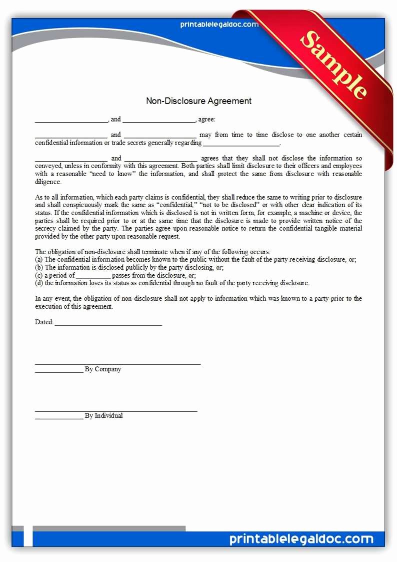 Simple Shared Well Agreement Awesome D Well Agreement form Plete Free Printable