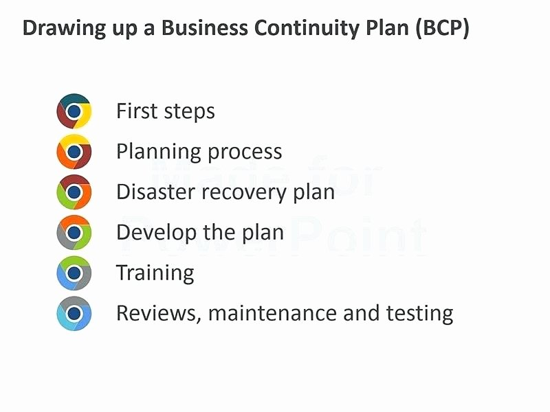 Small Business Continuity Plan Template Elegant Sample Business Contingency Plan Integrated Contingency