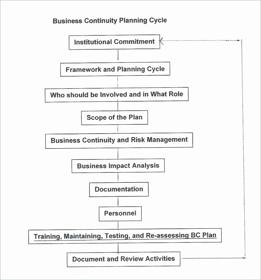 Small Business Continuity Plan Template Luxury Small Business Analysis Template