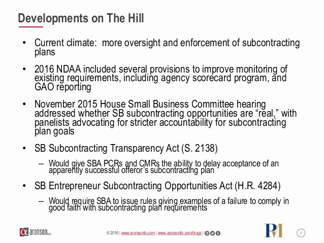 Small Business Subcontracting Plan Template Unique Fy14 Ndaa Mittee Report Templates Immigrantsessay Web
