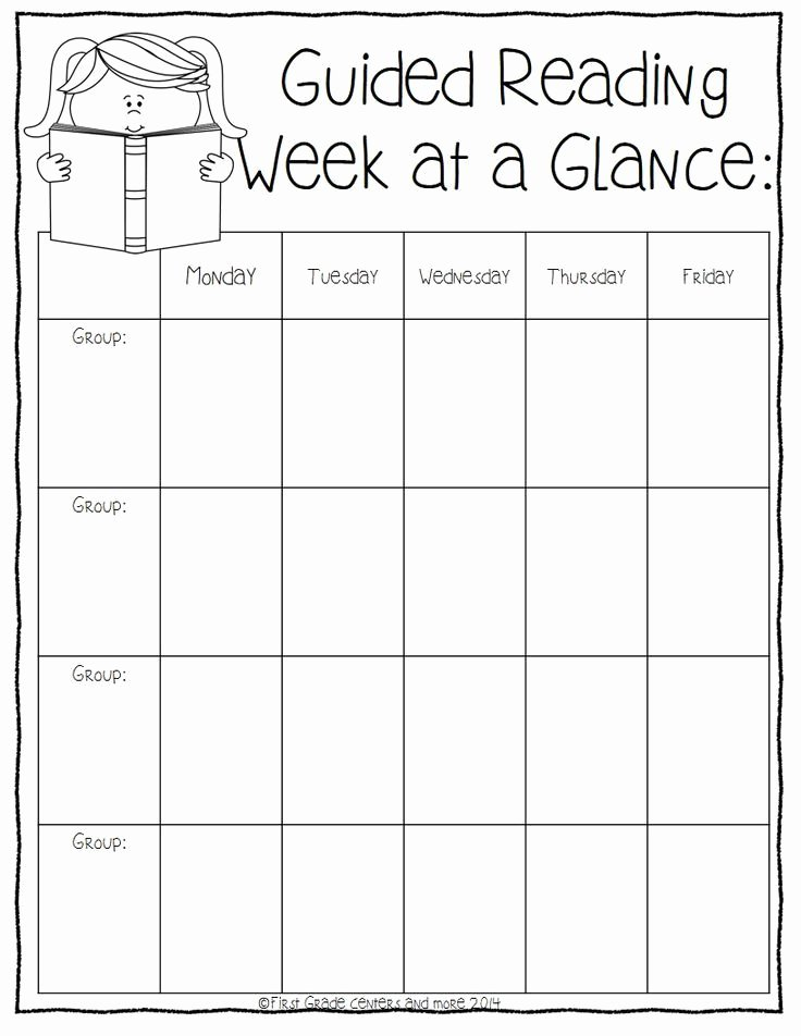 Small Group Lesson Plan Template Elegant Guided Reading Planning Sheets Freebie