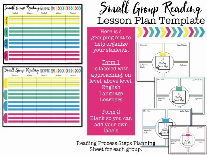 Small Group Lesson Plan Template New Lesson Plantemplate with Video Tutorial Principal Principles