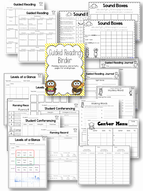 Small Group Lesson Plan Template New Small Groups Management Tips Teacher by the Beach