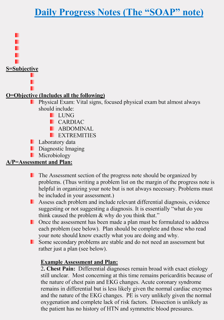 Soap Note Layout Best Of soap Notes social Work