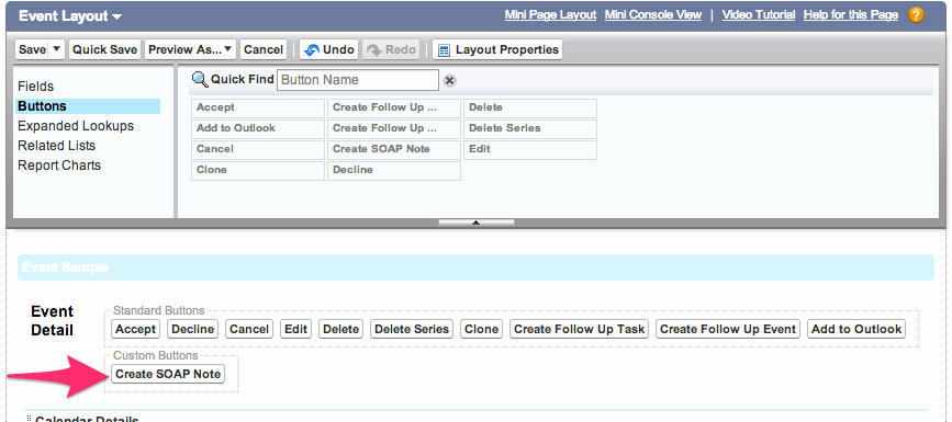 Soap Note Layout Unique Add Create soap Note button to Appointment Layout