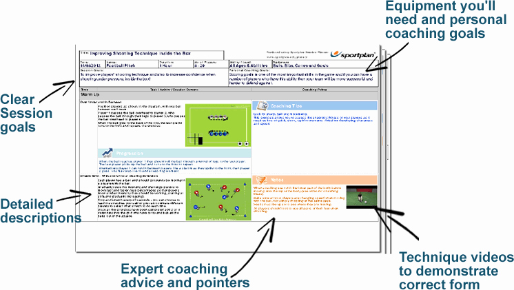 Soccer Practice Plan Template Best Of soccer Coaching 550 soccer Drills and Session Plans