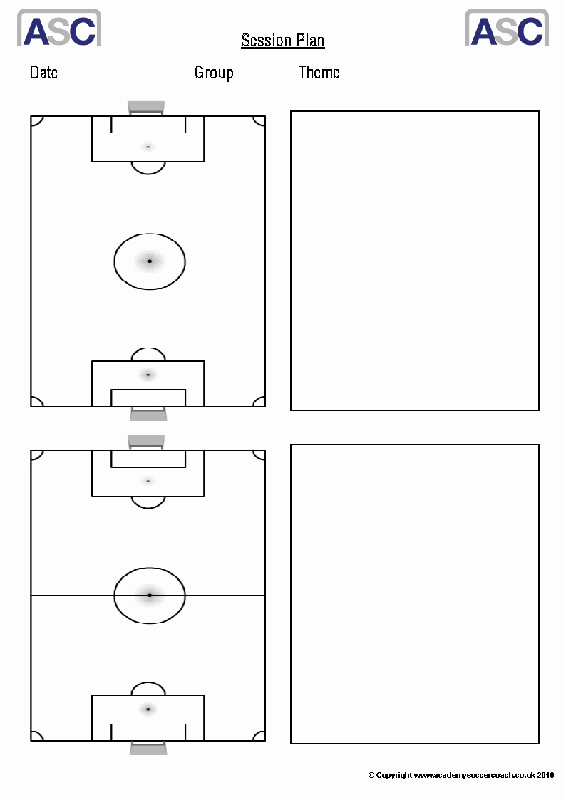 Soccer Practice Plan Template Lovely Free Downloads Academy soccer Coach