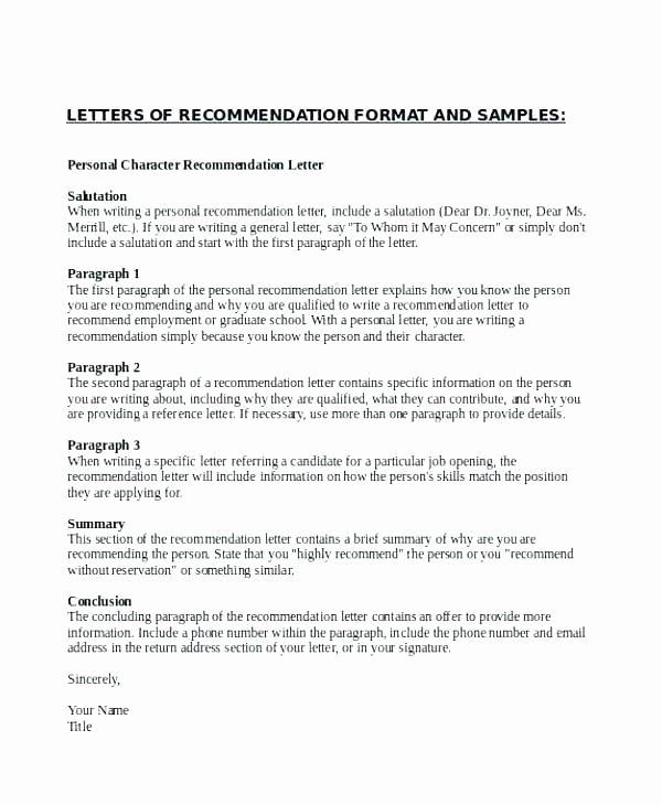 Social Worker Letter Of Recommendation Fresh Sample Reference Letter for School social Worker