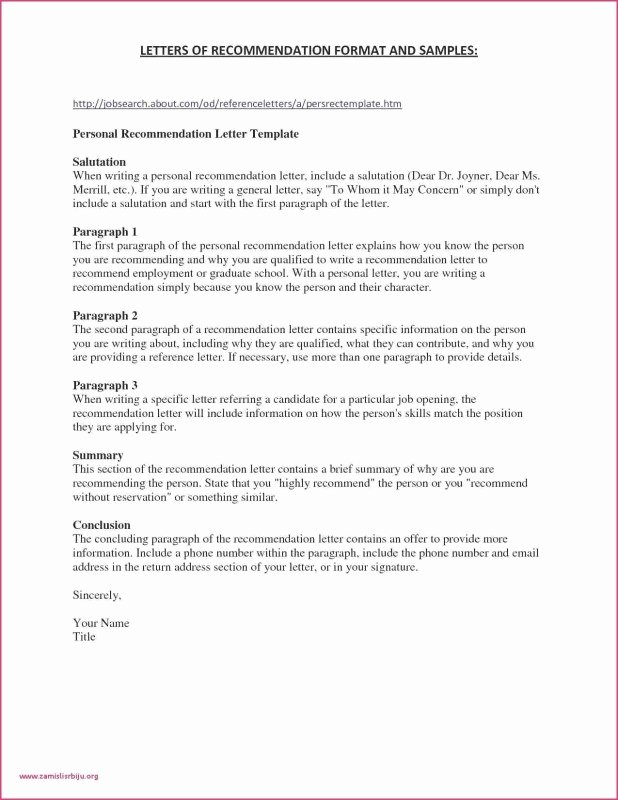 Social Worker Recommendation Letter Lovely Sample Letter Re Mendation for social Work Graduate