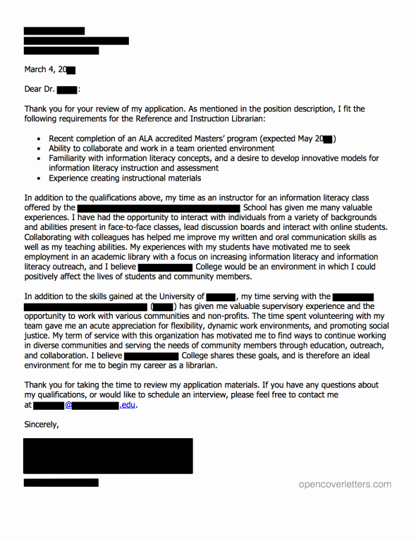 Social Worker Recommendation Letter Luxury Recent Grad