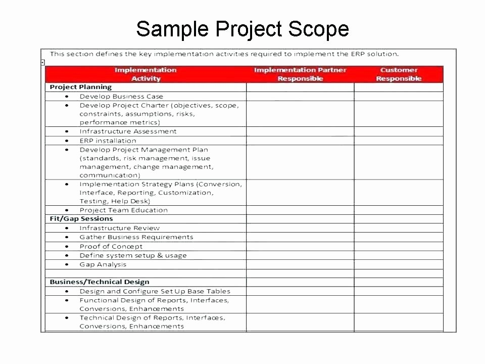Software Deployment Plan Template Fresh 8 9 Implementation Plan Example System Template Excel