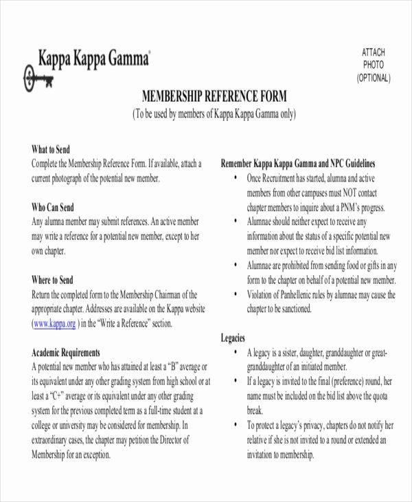 Sorority Letter Of Recommendation Lovely 7 Sample sorority Re Mendation Letters Pdf Doc