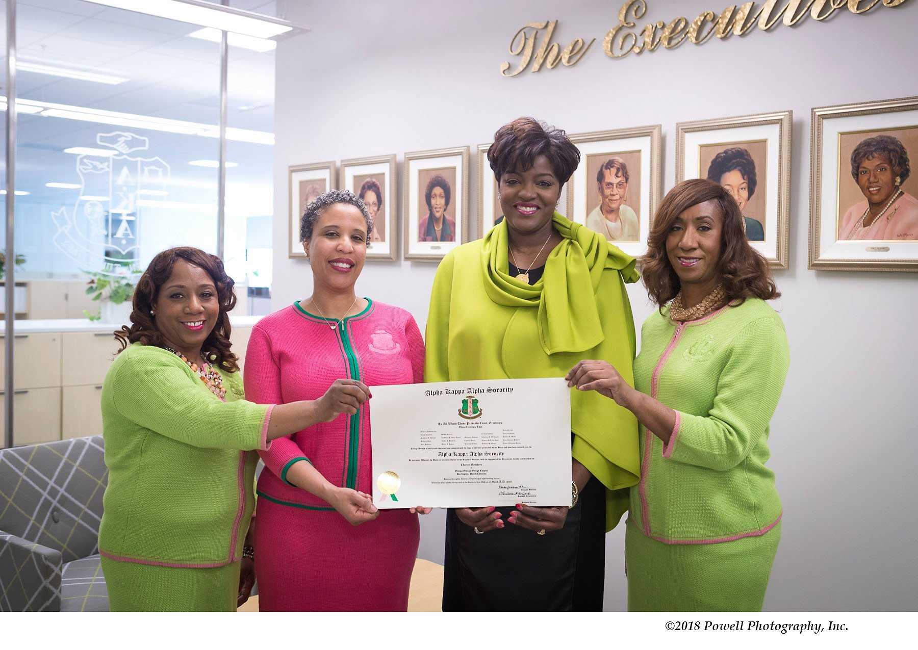 "Sorority Letter Of Support Luxury Alpha Kappa Alpha On Twitter ""congratulations to Omega"