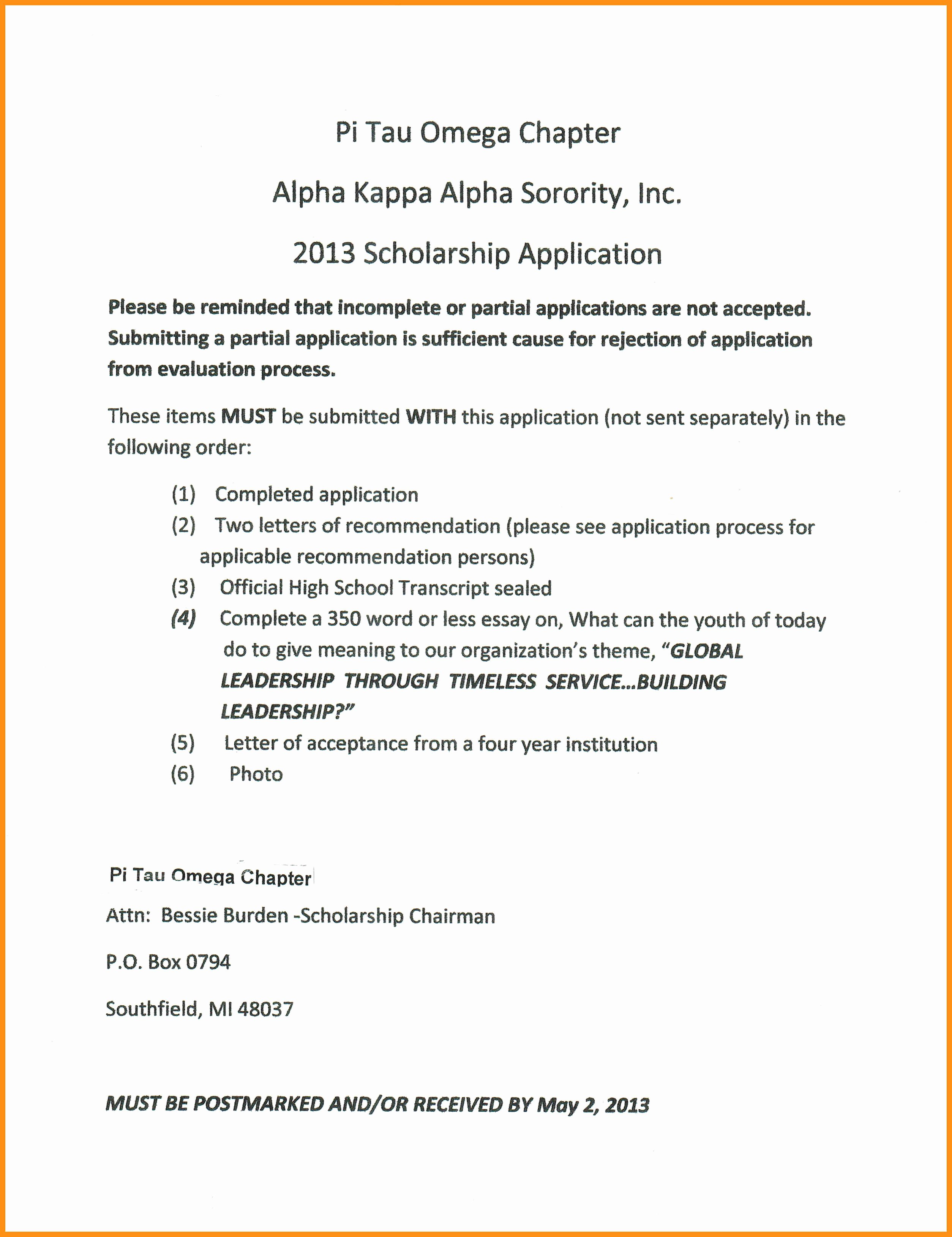 Sorority Recommendation Letter Example Best Of sorority Re Mendation Letter