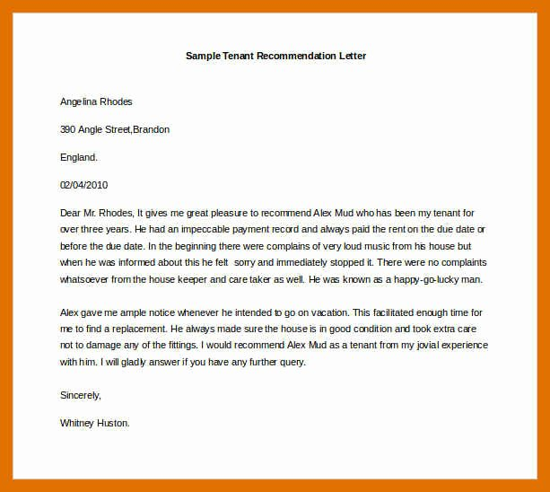 Sorority Recommendation Letter Template Awesome 8 9 Letter Of Re Mendation for sorority