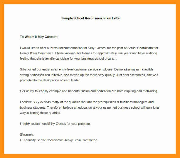 Sorority Recommendation Letter Template Fresh sorority Re Mendation Letter