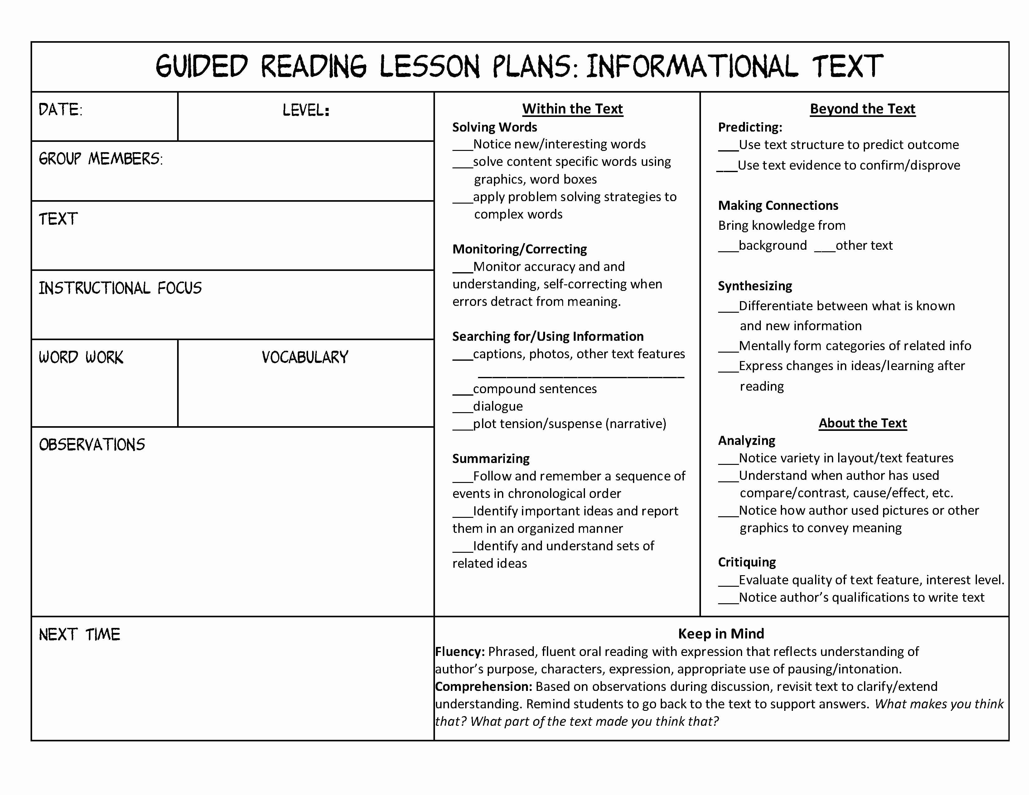 Spanish Lesson Plan Template Lovely 14 Best Of January Book Report Worksheets Spanish