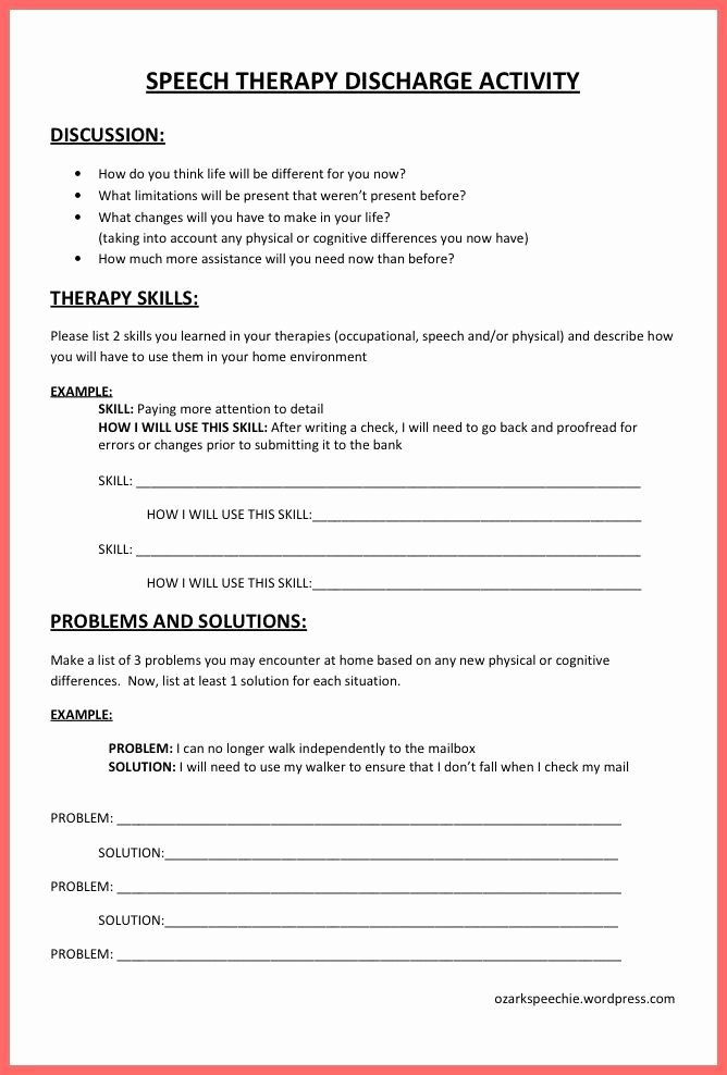 Speech therapy Lesson Plan Template Awesome Here is An Activity I Created to Improve Goal Setting and