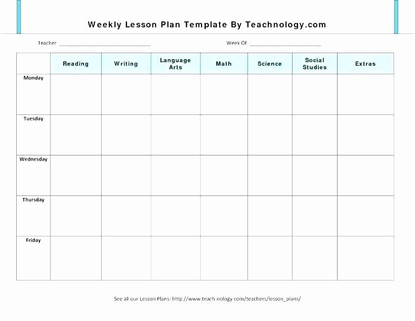 Speech therapy Lesson Plan Template Unique Language Lesson Plan Template Language and Position