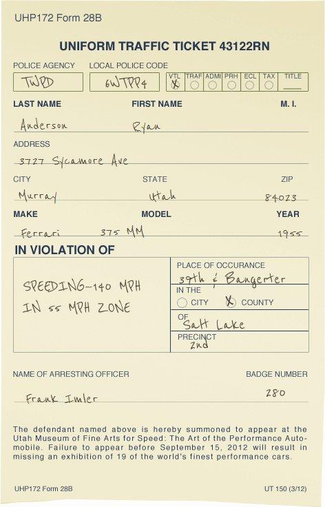 Speeding Ticket Appeal Letter Template Luxury How to Write A Letter Appealing A Speeding Ticket