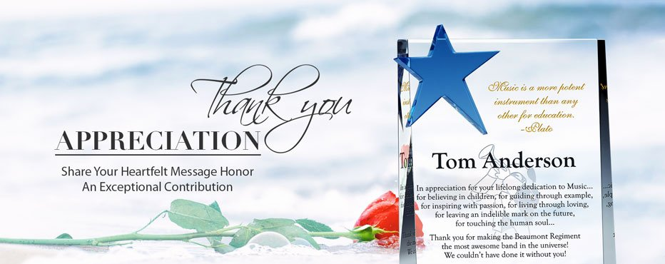 Sponsorship Plaque Wording Unique Personalized Appreciation Award Plaques Diy Awards