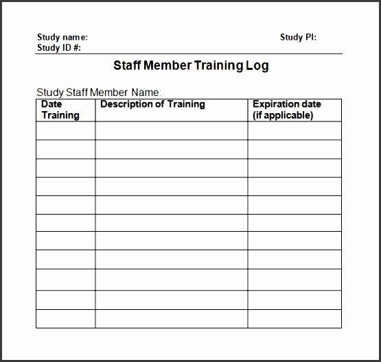 Staff Training Plan Template Unique 10 Staff Training Plan Layout Sampletemplatess