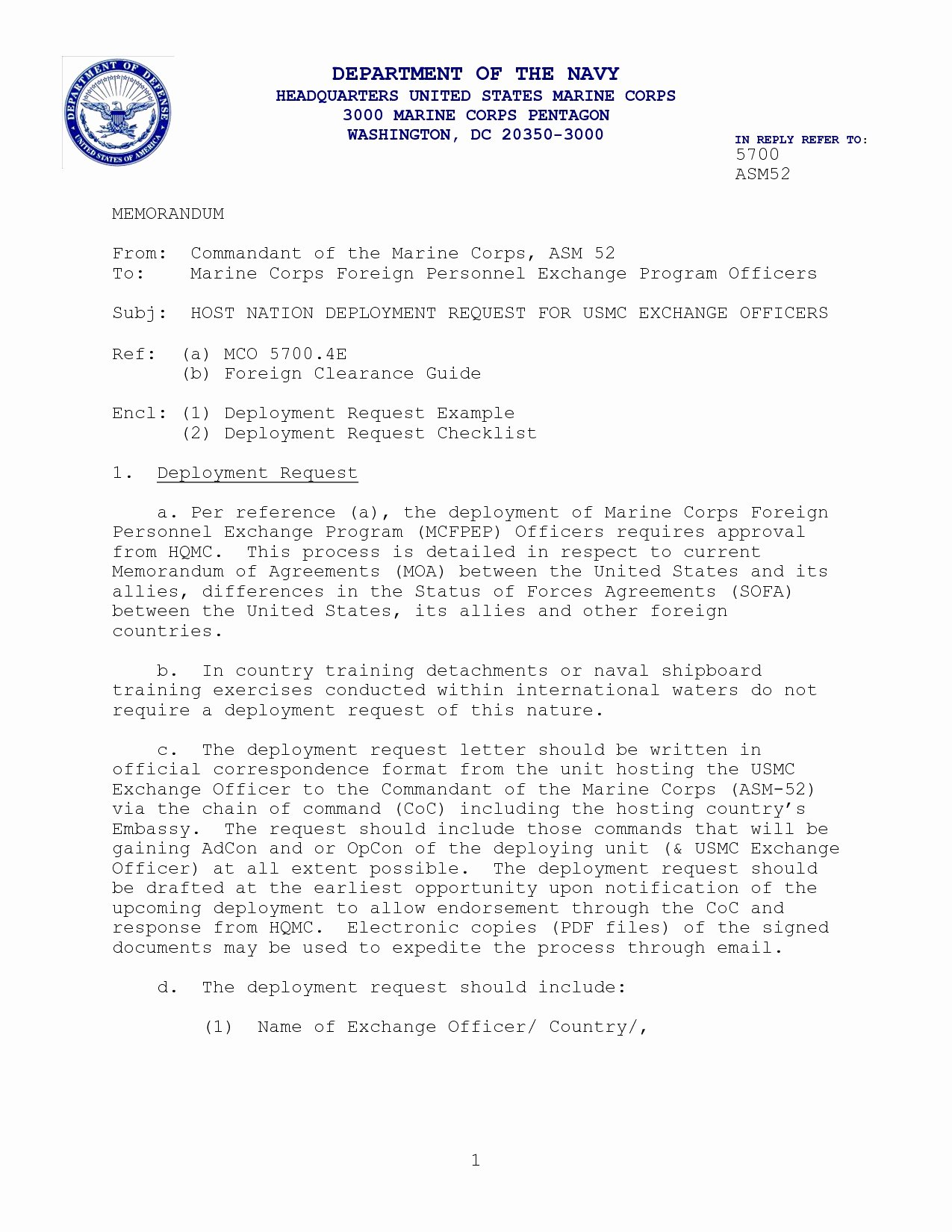 navy designation letter format new blank usps letterhead new standard naval letter format best template