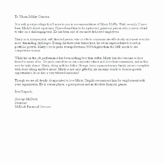 Stanford Letter Of Recommendation Fresh Counselor Letter Re Mendation Sample High