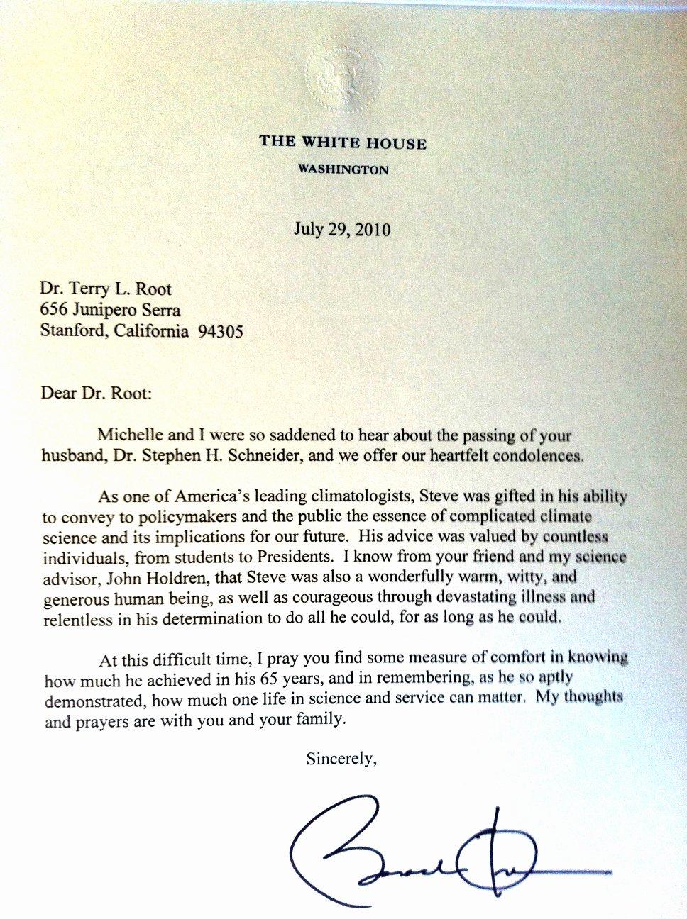 Stanford Letter Of Recommendation Fresh Stephen Schneider 2011 Symposium