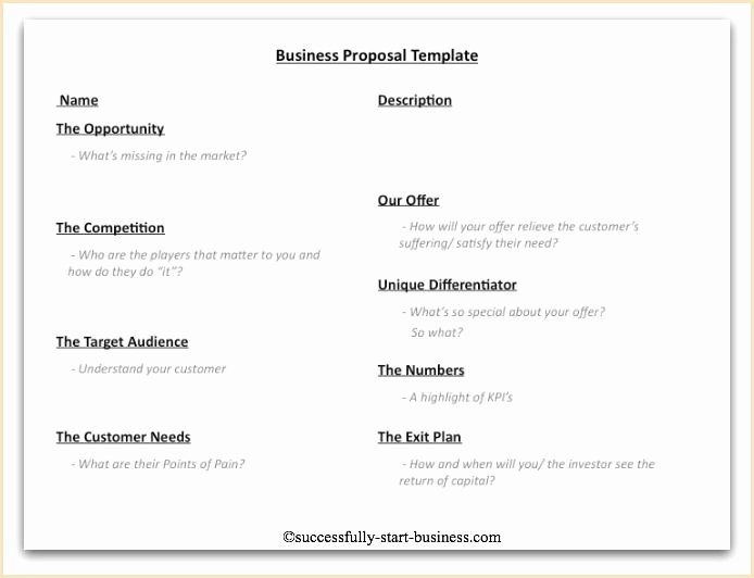 Startup Offer Letter Template New Best 25 Business Proposal Ideas Ideas On Pinterest